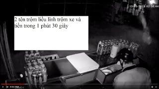 Trộm xe và kết cục bi thương tại CỦ CHI - HỒ CHÍ MINH