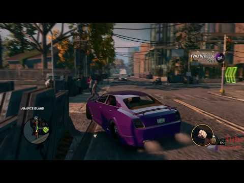Saints Row The Third - How To Get To Girls Girls Girls Strip Club video