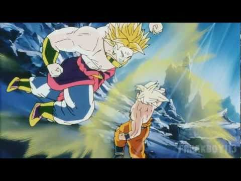 Dragonball Z Movie 8 Broly The Legendary Super Saiyan 1280 X 720p Hd Trailer [fan Made] Trailer video