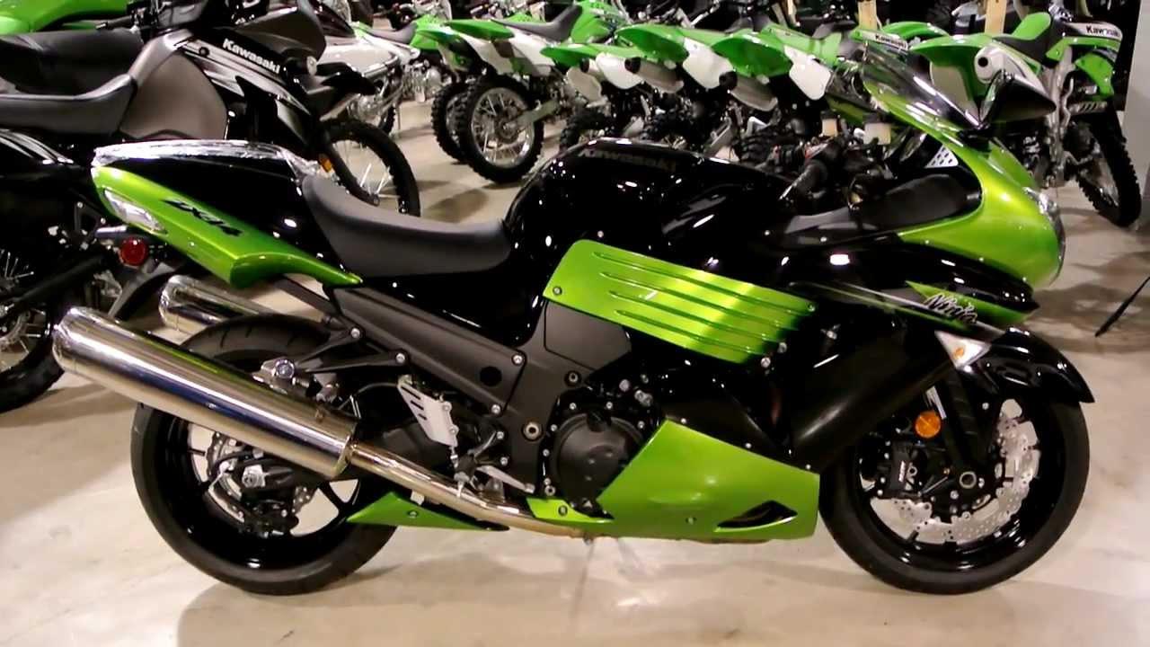 Brand New Kawasaki Ninja