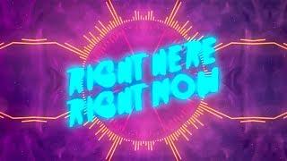 San Holo - Right Here, Right Now (ft. Taska Black) [Lyric Video]