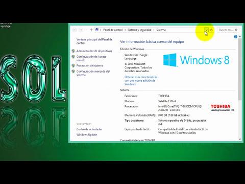 Como Optimizar Windows 8.1 Sin Programas al Maximo