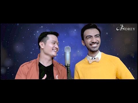 KUN ANTA / JADI DIRI SENDIRI (Humood AlKhudher) - COVER by ANDREY feat REZAZAKARYA