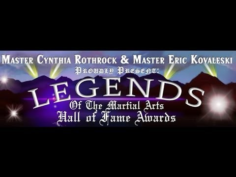 Master Art Camacho: Legends of the Martial Arts Hall of Fame 2013
