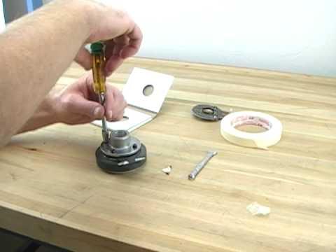 JBL 2412, 2412H, 2412H-1 Diaphragm Installation Video