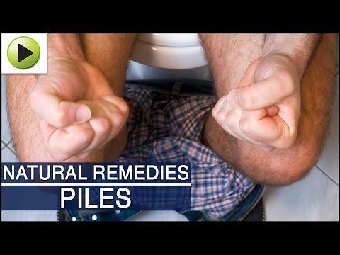 Piles (Hemorrhoids) - Natural Ayurvedic Home Remedies