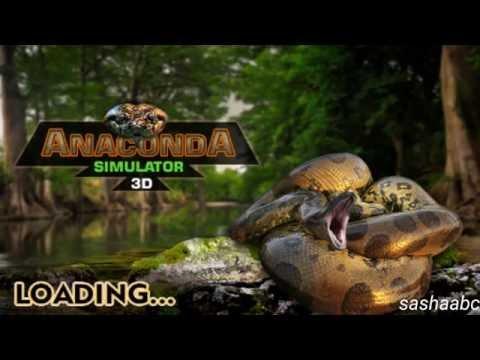 wild anaconda snake attake sim обзор игры андроид game rewiew android