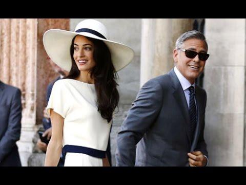 Amal Clooney's Best Looks - Harper's Bazaar