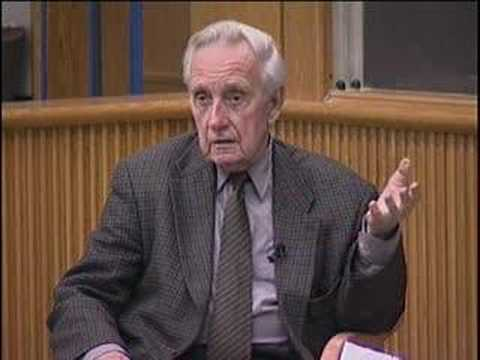 Conversations with History: Sir Brian Urquhart