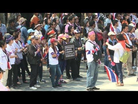 Thaïlande: début d'une 2e semaine de