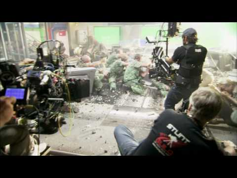 Avatar - Behind The Scenes (B-Rolls)
