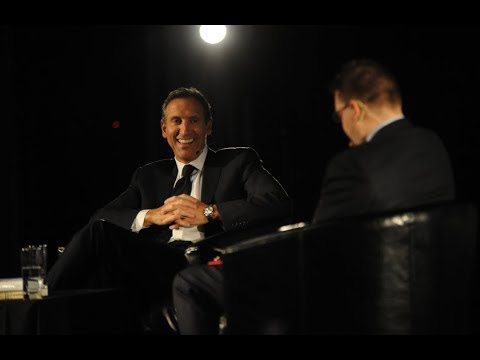 Howard Schultz - Can you get big but stay small