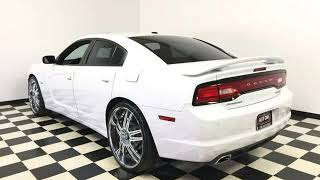 2011 Dodge Charger RT Max Used Cars - Addison,TX - 2018-11-19