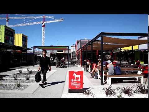 Christchurch Tourism 2015
