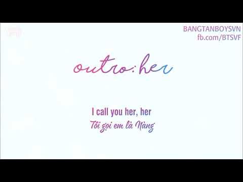 [VIETSUB + ENGSUB] Outro: HER - BTS
