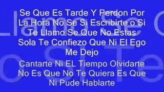 Te Olvidare (3MSC) Letra Cali Y El Dande