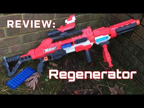 Honest Review: Regenerator From Zuru (Modular Blaster Platform)