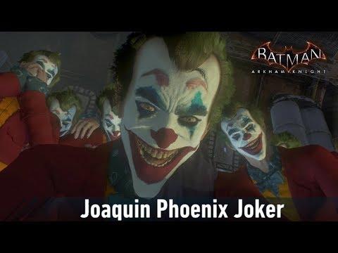 SKIN; Batman; Arkham Knight; Joaquin Phoenix Joker