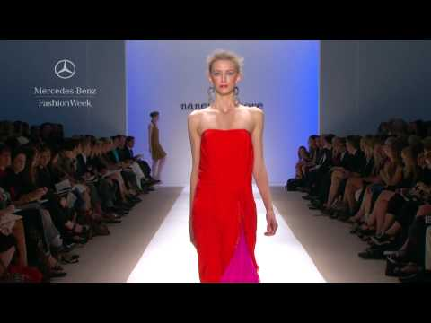 NANETTE LEPORE Spring 2010 runway show, Mercedes-Benz Fashion Week