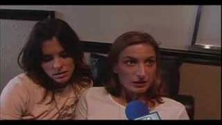 Parker - iW VIDEO: Parker Posey & Zoe Cassavetes on
