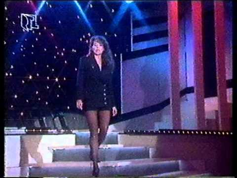 Sandra One More Night (Live Musikrevue RTL TV 21.10.1990) retronew