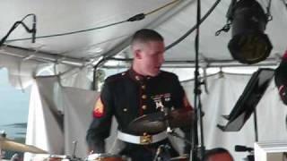 1st Marine Division Big Band Children Of Sanchez