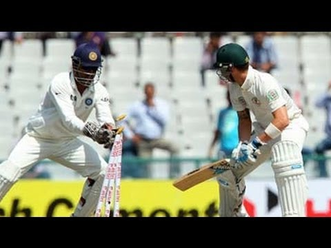 India clinch series after win in Mohali Test