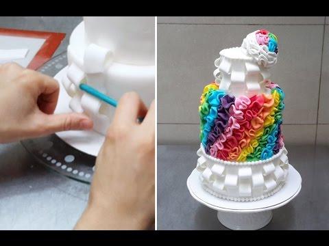 Видео мастер класс тортов