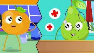 Five Little Oranges   Songs For Children   Nursery Rhymes For Kids   Baby Song