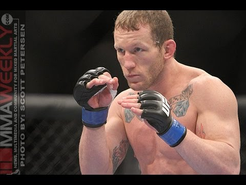 UFC 160 Gray Maynard Talks Grinding Out TJ Grant Title Hopes  Battling GMO Culture