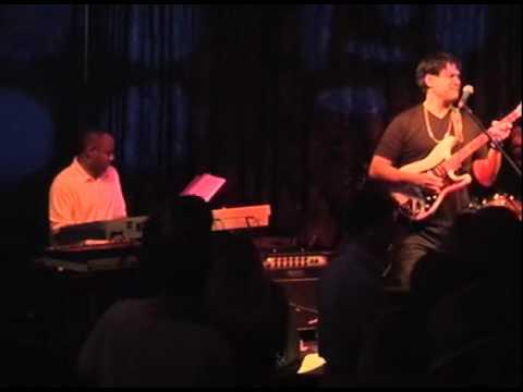 Patrick Yandall live at Humphreys