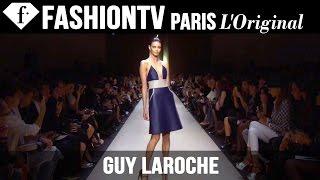 Guy Laroche Spring/Summer 2015 Runway Show   Paris Fashion Week PFW   FashionTV