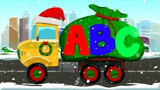 Garbage Truck | Learn Alphabets A to Z | Christmas Special