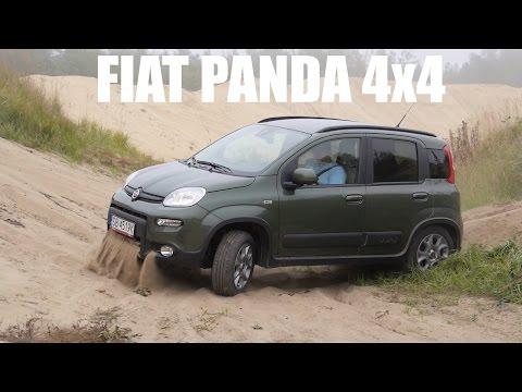 (PL) Fiat Panda 4x4 1.3 MultiJet - test i jazda próbna