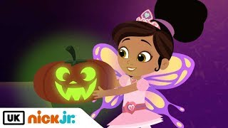 Nella The Princess Knight | The Halloween Hippogriff | Nick Jr. UK