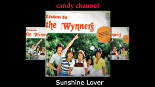 The Wynners - Sunshine Lover