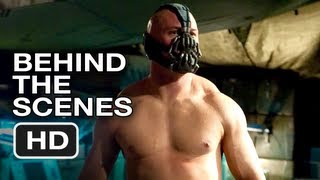 The Dark Knight Rises - The Dark Knight Rises Extensive Behind the Scenes Featurette (2012) Batman Movie HD