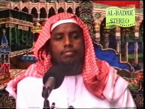 Su'aalo iyo Jawaabo Sheekh Maxamed Cabdi Umal