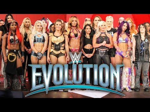 WWE Evolution Card Leaked
