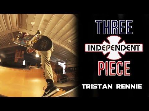 Tristan Rennie: 3-Piece | Mano a Mano | Woodward West 2017 | Independent Trucks