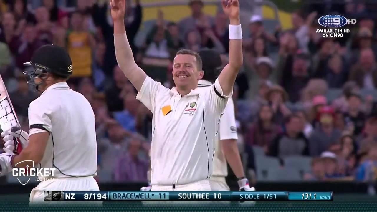Australia on top after historic day