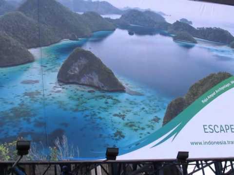 Indonesia billboard at Naia Rd