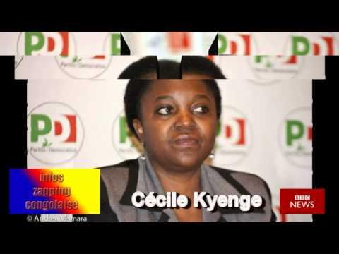 La ministre italienne Cécile Kyenge, sa lutte pour une Italie affranchie du racisme.