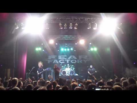 Fear Factory - Zero Signal (Live @ Vorterix Theatre 16/04/12 - Buenos Aires, Argentina)