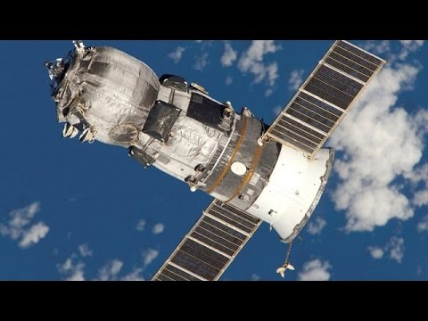 LIVE: Unmanned Progress М-28М cargo ship docks with ISS