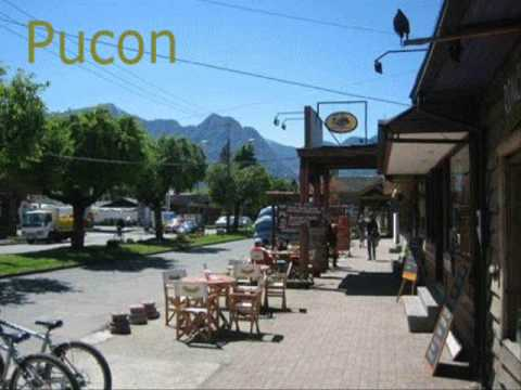 Cities of the World - Pucón (Chile)