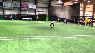 indoor softball