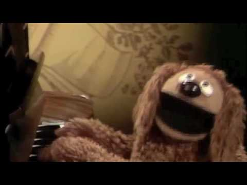 Rowlf the Dog plays You and I and George on the Muppet Show Video