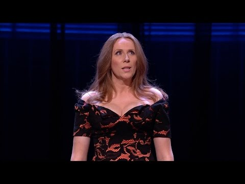 Catherine Tate performs The Seven Ages of Man - Shakespeare Live! From the RSC - BBC Two