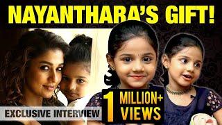 Ajith Uncle, Vijay Sethupathy Appa is my Favourite | Little Lady Superstar Manasvi Interview